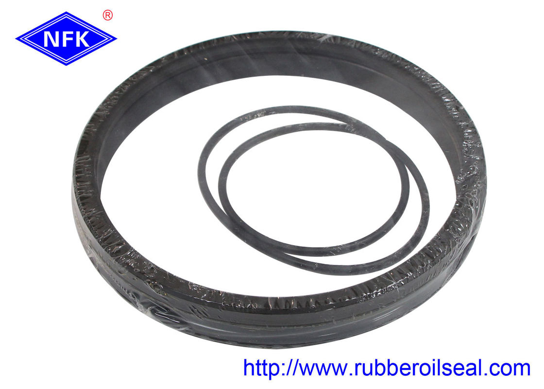 High Pressure Rubber Lip Seal For Excavator PC100-5  PC120-5 SK100-1/3 Parts